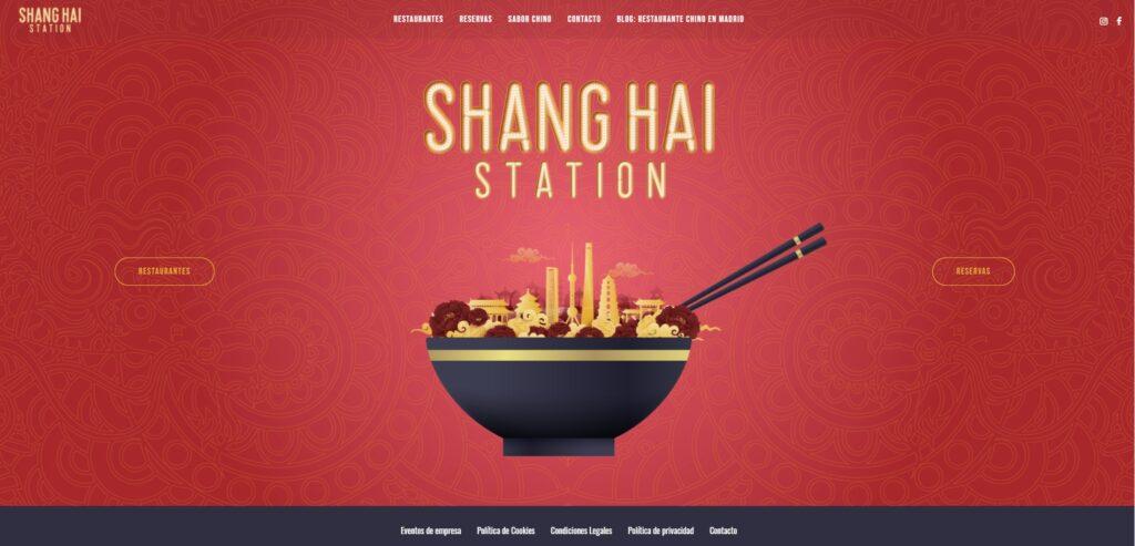 Bienvenidos a shanghaistation.es la Web del Shanghai Station